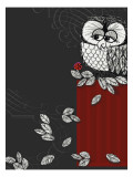 Retro Owl
