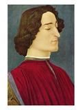 Portrait of Giuliano De Medici