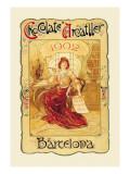 Chocolate Amatller: Barcelona  1902