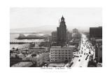 Ocean Avenue  Long Beach  1940