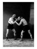 Russian Wrestlers