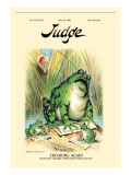 Judge Magazine: Croaking Again