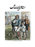 Judge: Democracy's Pitcher
