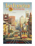 The Lindbergh Line  San Francisco  California