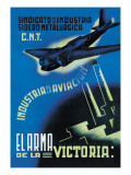 The Aviation Industry: The Arm of Victory