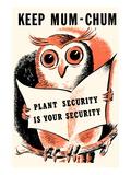 Keep Mum-Chum