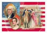 George Washington and Martha Curtis