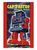 Cap't Astro Space Man