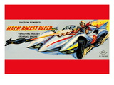 Mach Rocket Racer