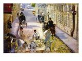 Road Workers  Rue De Berne