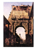 Arch If Titus  Rome