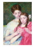Woman and Girl