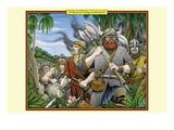 A Band of Viking Lumberjacks