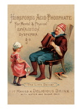 Horsford&#39;s Acid Phosphate &quot;The Little Dancer&quot;
