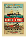 Direct Post Office Shipping Hamburg to New York
