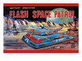 Flash Space Patrol