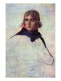 Portrait of General Napoleon Bonaparte