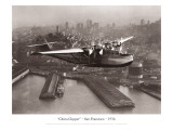 China Clipper  San Francisco  California  1936
