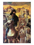 Nehemiah Sees The Rubble In Jerusalem
