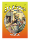 All Around Weekly: Wine and Cards