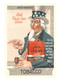 Take Uncle Sam's Advice  Union Leader Tobacco