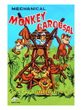 Mechanical Monkey Carousal