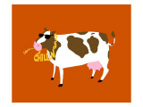 Funny Cow Chillin