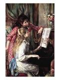 Girls At The Piano