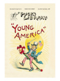 Puck&#39;s Library: Young America