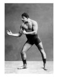Wrestling Ready Stance