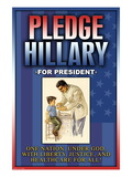 Pledge Hillary for President