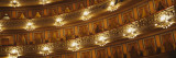 Balconies in a Theater  Colon Theater  Buenos Aires  Argentina