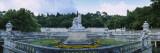 Jardin de la Fontaine  Nimes  Gard  Languedoc  France  Europe