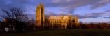 Facade of Cathedral  Beverley Minster  Beverley  Yorkshire  England  United Kingdom