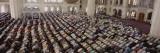 Friday Noon Prayer at Selimiye Mosque  Edirne  Turkey