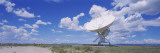 Very Large Array Radio Telescope  National Radio Astronomy Observatory  New Mexico  USA