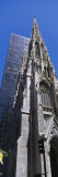 St Patrick's Cathedral  Manhattan  New York  USA