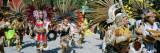 Large Group of People Dancing at a Festival  San Miguel De Allende  Guanajuato  Mexico