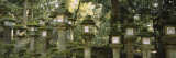 Stone Lanterns  Kasuga Taisha  Nara  Japan