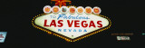 Welcome Sign  Las Vegas  Nevada  USA