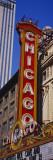 Movie Theater  Chicago Theatre  Chicago  Illinois  USA