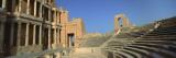 Ruins of a Roman Theatre  Sabratha  Libya