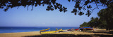 Boats on the Beach  Aguadilla  Puerto Rico