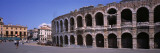 Amphitheater on the Roadside  Verona  Veneto  Italy