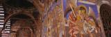Fresco on the Walls of a Monastery  Rila Monastery  Bulgaria