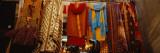 Sari Hanging in a Store  Upper Bazaar  Shimla  Himachal Pradesh  India