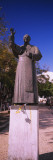 Statue of Pope John Paul II  Funchal  Madeira  Portugal