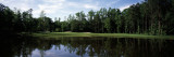 Pond in a Golf Course  Beach Club Golf Links  Berlin  Worcester County  Maryland  USA