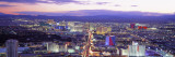 Dusk Las Vegas Nv  USA