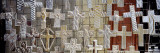 Large Group of Crucifixes  San Miguel de Allende  Guanajuato  Mexico